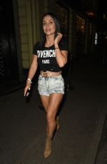 CALLY JANE BEECH Night Out in Manchester 04/21/2019