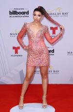 CAMILA BRAVO at 2019 Billboard Latin Music Awards Press Room in Las Vegas 04/25/2019