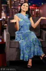 CAMILA MENDES at Jimmy Kimmel Live 04/10/2019