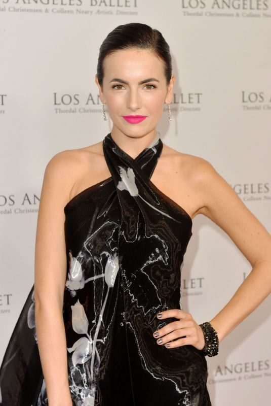 CAMILLA BELLE at Los Angeles Ballet's 2019 Gala in Beverly Hills 04/11/2019