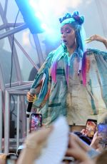 CARDI B at Revolve Party at Coachella Festival 04/14/2019