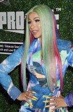 CARDI B at Swisher Sweets Awards in West Hollywood 04/12/2019