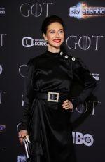 CARICE VAN HOUTEN at Game of Thrones, Season 8 Premiere in Belfast 04/12/2019
