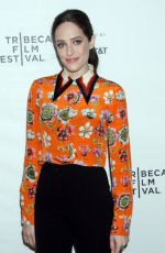 CARLY CHAIKIN at A Farewell to Mr. Robot Screening at 2019 Tribeca Film Festival 04/28/2019