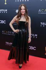 CAROLINE DHAVERNAS at 2019 Canadian Screen Awards Gala 03/31/2019