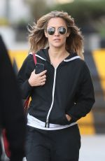 CAROLINE FLACK Out in Salford 04/13/2019