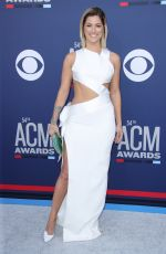CASSADEE POPE at 2019 Academy of Country Music Awards in Las Vegas 04/07/2019