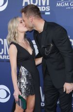 CASSIE RANDOLPH at 2019 Academy of Country Music Awards in Las Vegas 04/07/2019