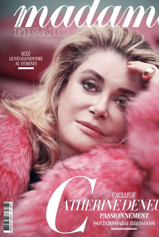 CATHERINE DANEV in Madame Figaro, April 2019