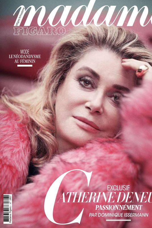 CATHERINE DANEV in Madame Figaro, April 2019