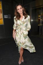 CATHERINE TYLDESLEY Night Out in Manchester 04/04/2019