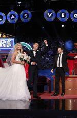CELINE DION at Jimmy Kimmel Live 04/05/2019