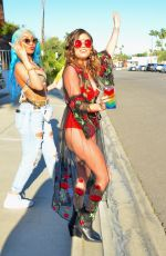 CHANEL WEST COAST at 2019 Coachella Valley Music and Arts Festival in Indio 04/12/2019