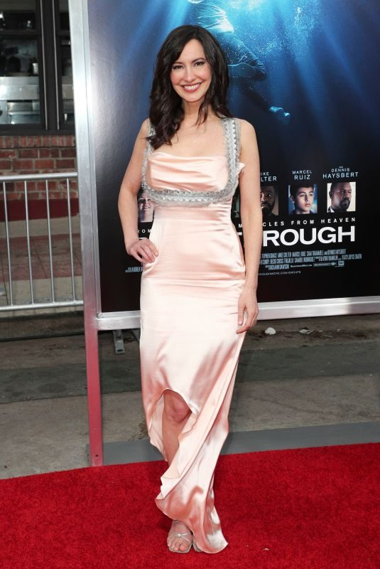 CHARLENE AMOIA at Breakthrough Premiere in Los Angeles 04/11/2019