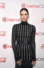 CHARLIZE THERON at Cinemacon Big Screen Achievement Awards in Las Vegas 04/04/2019