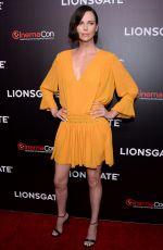 CHARLIZE THERON at Long Shot Screening at Cinemacon in Las Vegas 04/04/2019