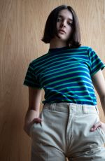 CHARLOTTE LAWRENCE for Charlotte Lawrence x Karla Stripes Collection 2019