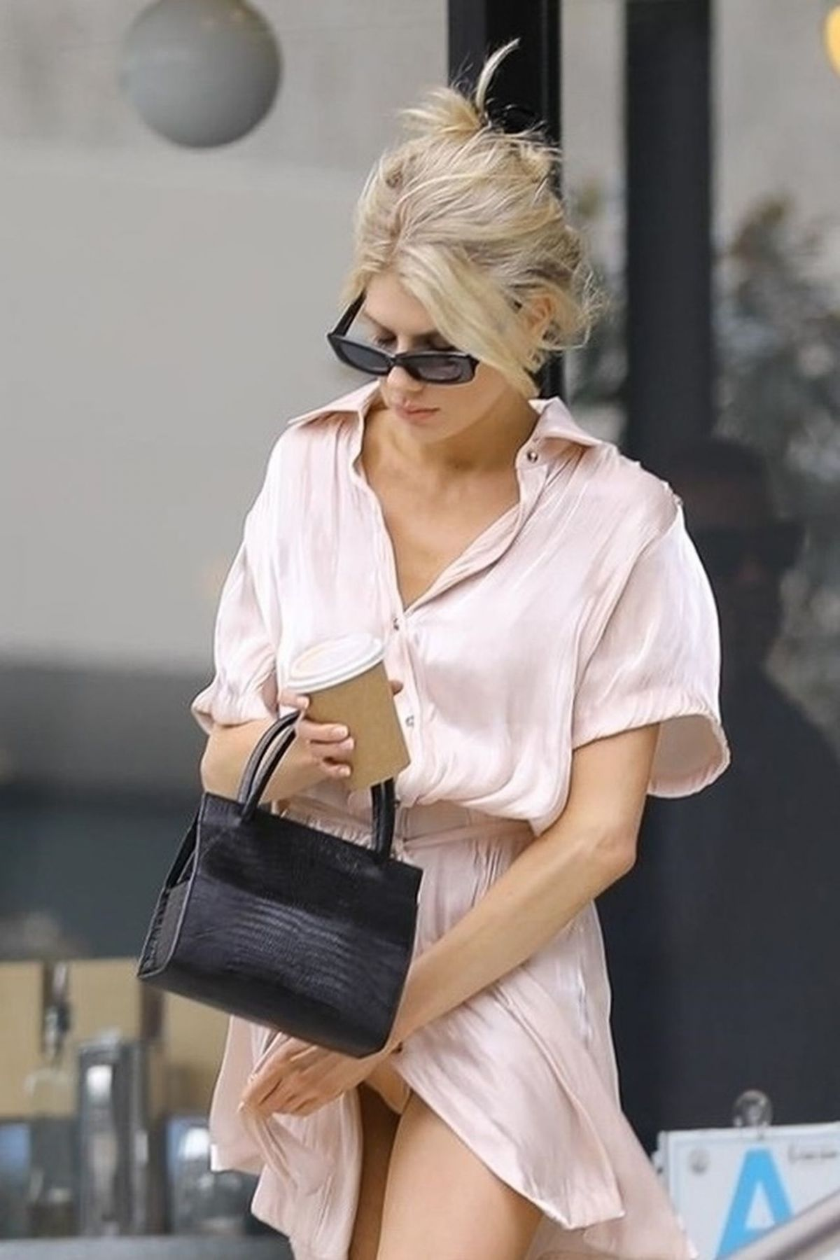 charlotte mckinney out and about in los angeles 04052019