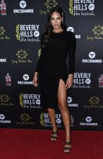 CHRISTEN HARPER at Beverly Hills Film Festival Opening Night in Hollywood 04/03/2019