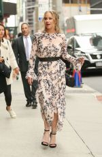 CHRISTINA APPLEGATE Arrives at Late Show with Stephen Colbert in New York 04/29/2019