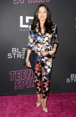 CHRISTINA OCHOA at Teen Spirit Special Screening in Hollywood 04/02/2019