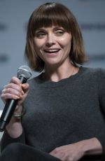 CHRISTINA RICCI at Calgary Comic & Entertainment Expo 04/27/2019