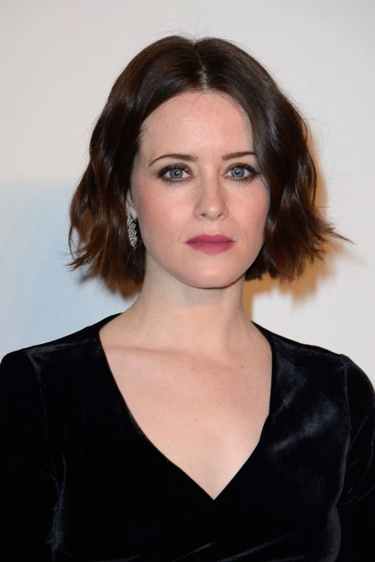 CLAIRE FOY at Clash De Cartier Launch Photocall in Paris 04/10/2019