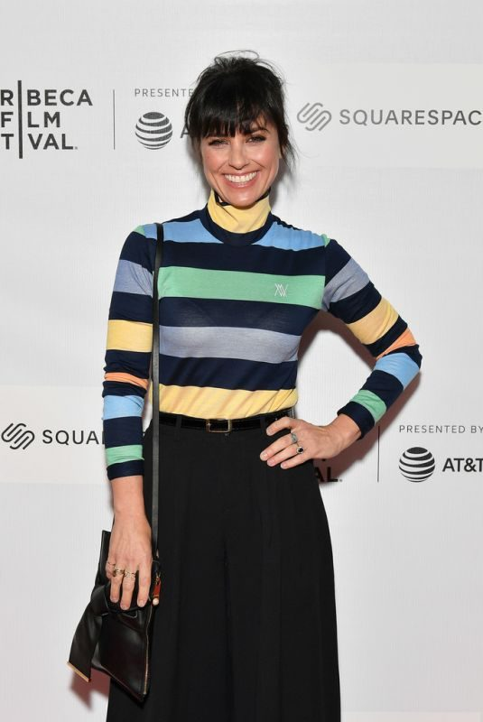 CONSTANCE ZIMMER at Gay Chorus Deep South Screening at Tribeca Film Festival 04/29/2019
