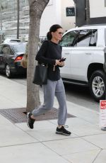 COURTENEY COX Out and About in Beverly Hills 04/04/2019