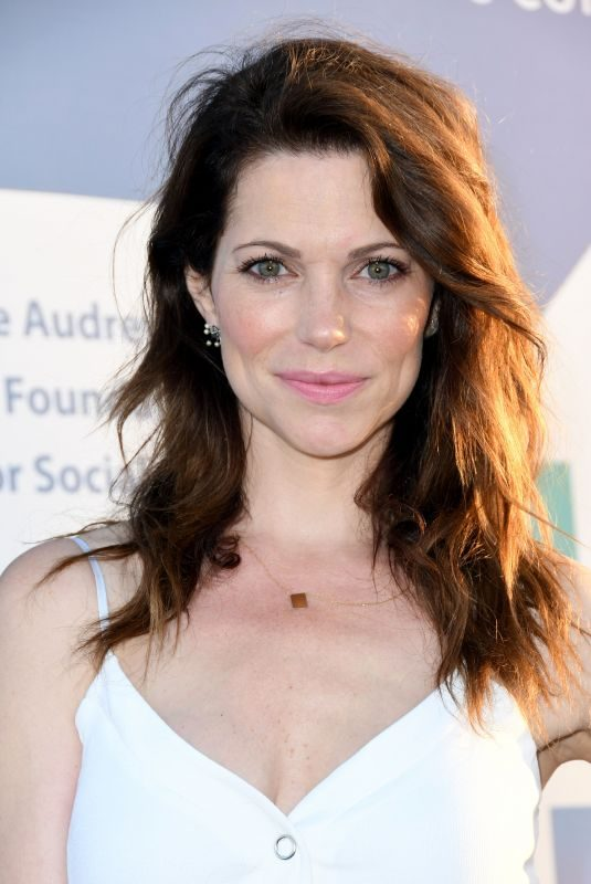 COURTNEY HENGGELER at LAFH Awards and Fundraiser in West Hollywood 04/25/2019