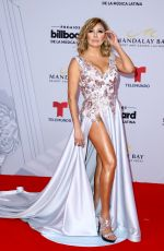 CRISTINA EUSTACE at 2019 Billboard Latin Music Awards Press Room in Las Vegas 04/25/2019