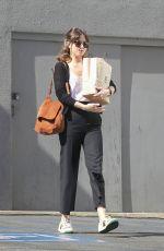 DAKOTA JOHNSON Leaves Book Soup in West Hollywood 04/24/2019