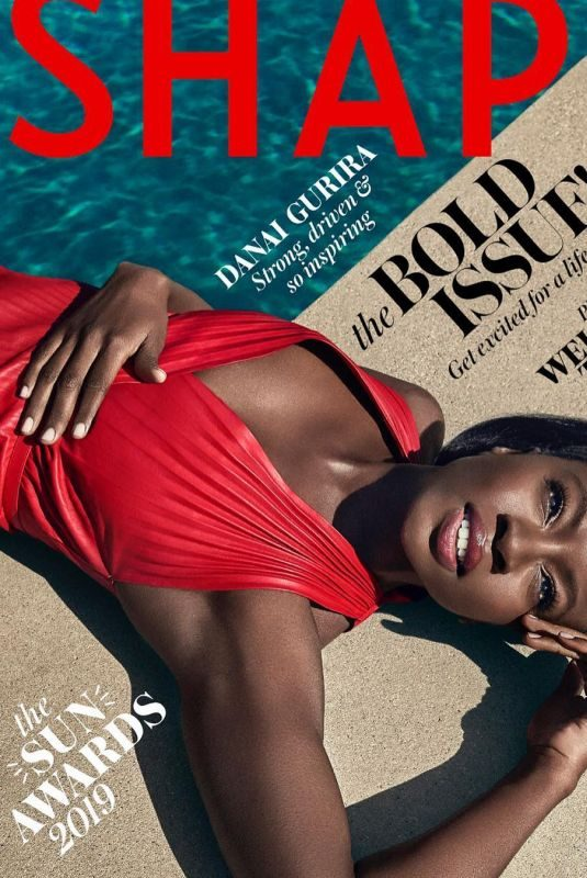 DANAI GURIRA for Shape Magazine, 2019