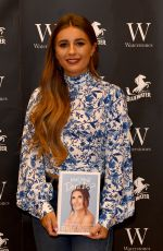 DANI DYER at What Would Dani Do Book Signing in Kent 04/08/2019