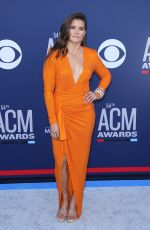 DANICA PATRICK at 2019 Academy of Country Music Awards in Las Vegas 04/07/2019