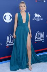 DANIELLE BRADBERY at 2019 Academy of Country Music Awards in Las Vegas 04/07/2019