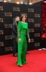 DARCEY BUSSELL at 2019 Laurence Olivier Awards in London 04/07/2019