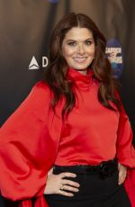 DEBRA MESSING at Garden of Laughs Comedy Benefit in New York 04/02/2019