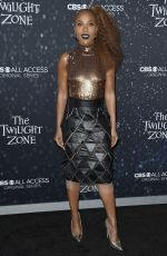 DEWANDA WISE at The Twilight Zone Premiere in Hollywood 03/26/2019