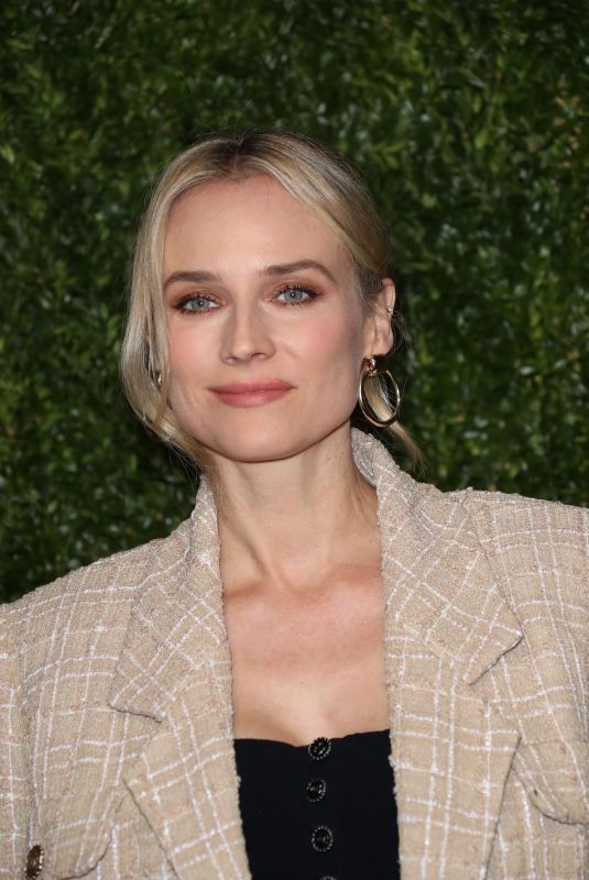 DIANE KRUGER at 14th Annual Tribeca Film Festival Artists Dinner Hosted by Chanel 04/29/2019