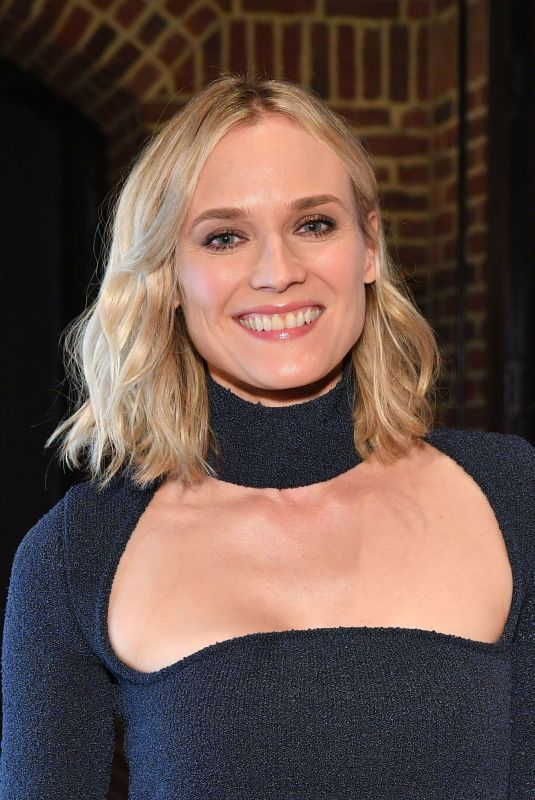 DIANE KRUGER at JT Leroy Screening at Roxy Cinema in New York 04/18/2019