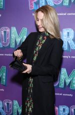 DIANNA AGRON at The Prom Benefit Performance in New York 04/09/2019