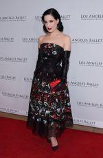 DITA VON TEESE at Los Angeles Ballet