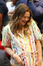 DREW BARRYMORE at Flower Beauty Launch at Westfield Parramatta in Sydney 04/13/2019