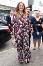DREW BARYMORE Arrives to Her Flower Beauty Event in Sydney 04/12/2019