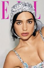 DUA LIPA in Elle Magazine, May 2019 Issue