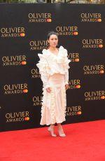 ELEANOR MATSUURA at 2019 Laurence Olivier Awards in London 04/07/2019