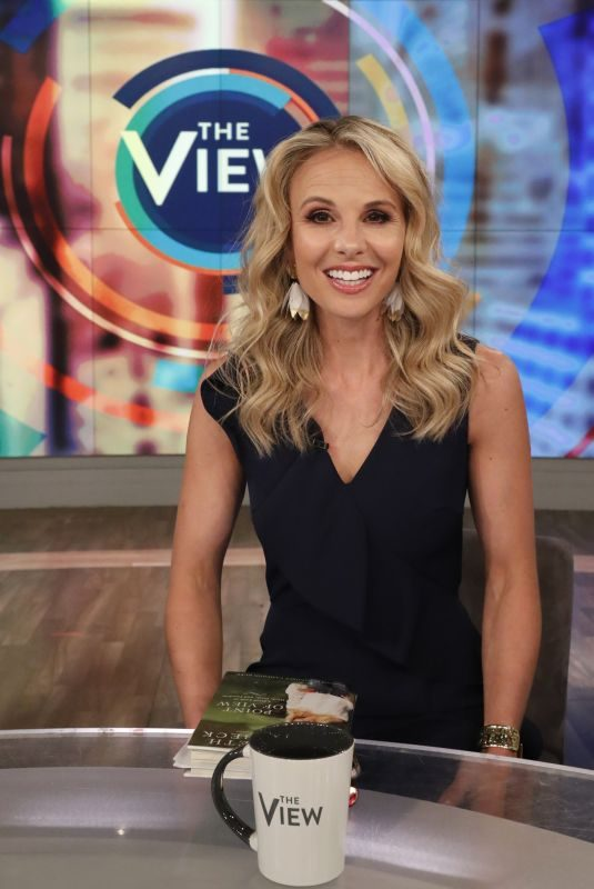 ELISABETH HASSELBECK at The View 03/26/2019