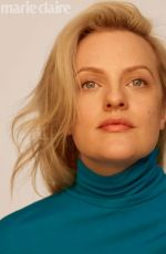 ELISABETH MOSS for Marie Claire Magazine, May 2019