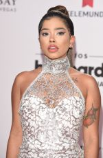 ELISAMA at 2019 Billboard Latin Music Awards Press Room in Las Vegas 04/25/2019